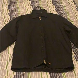 NEW Black Dickies Jacket (Large)